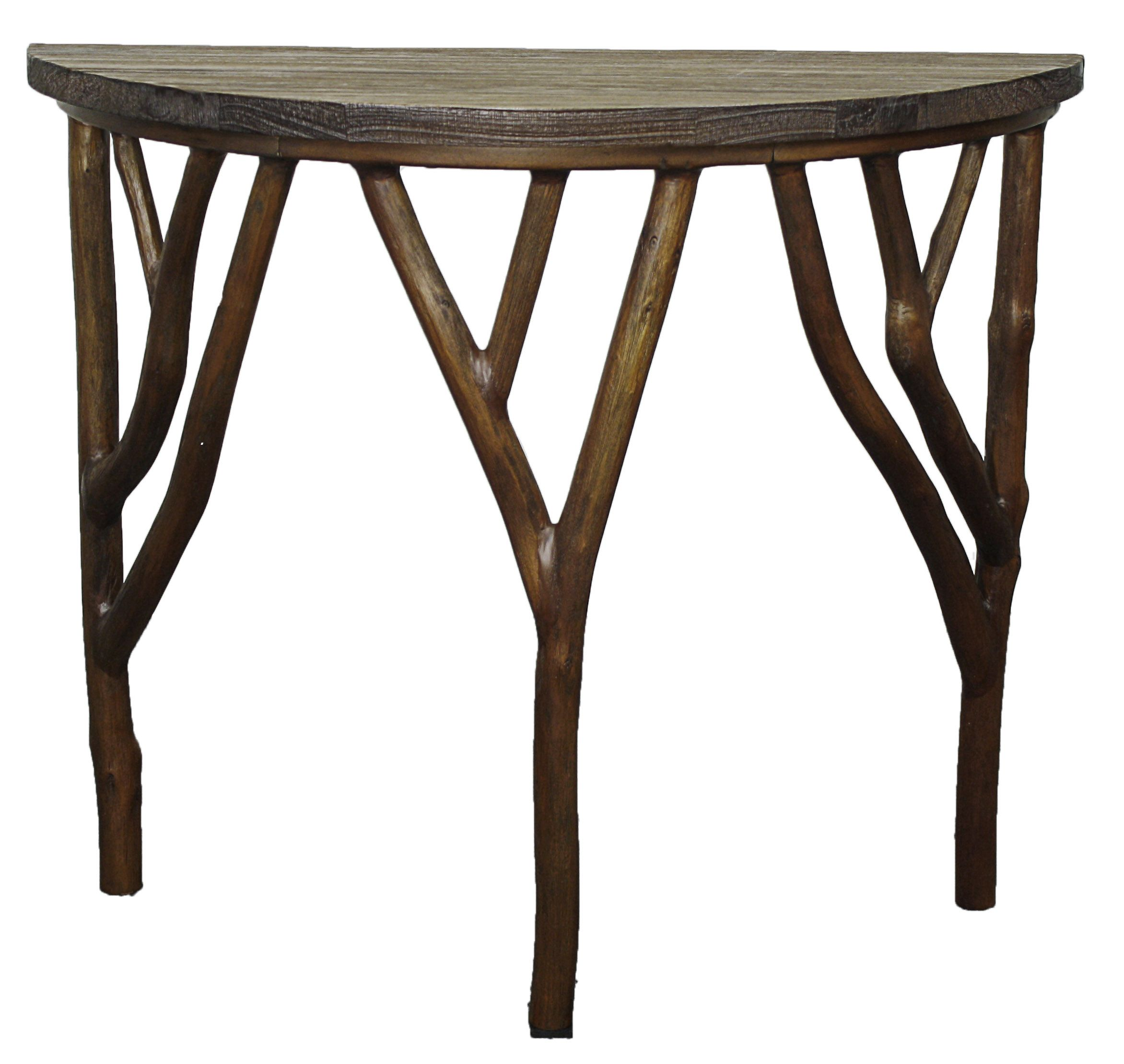 Branch alexis table in dark brown made from bayur and dolken wood branch alexis table in dark brown made from bayur and dolken wood 35 x 14 geotapseo Choice Image