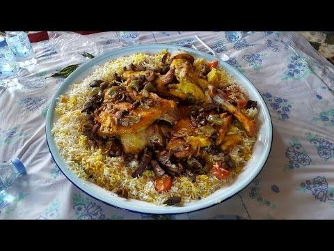 طلعة البر 3 طبخة المندي أبو فيصل وشلة الوناسة 13 ديسمبر 2016م Youtube Food Beef Soup