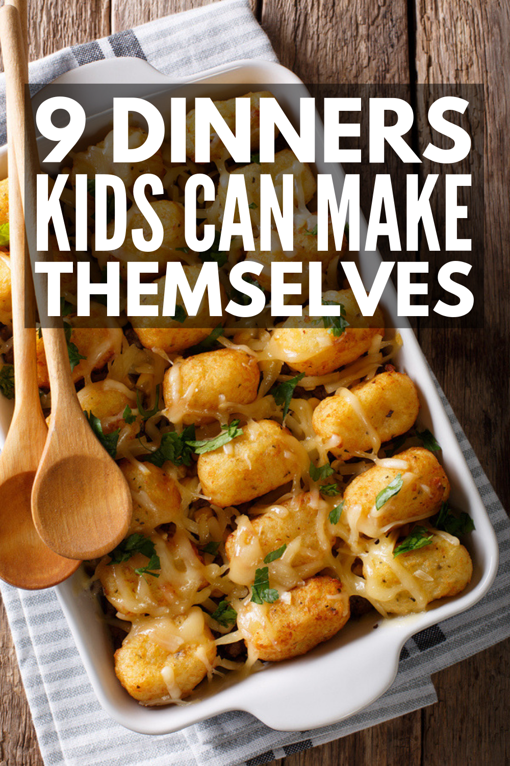 Cooking With Kids 28 Meals Kids Can Make Themselves Easy Dinners For Kids Easy Meals For Kids Fun Dinners For Kids