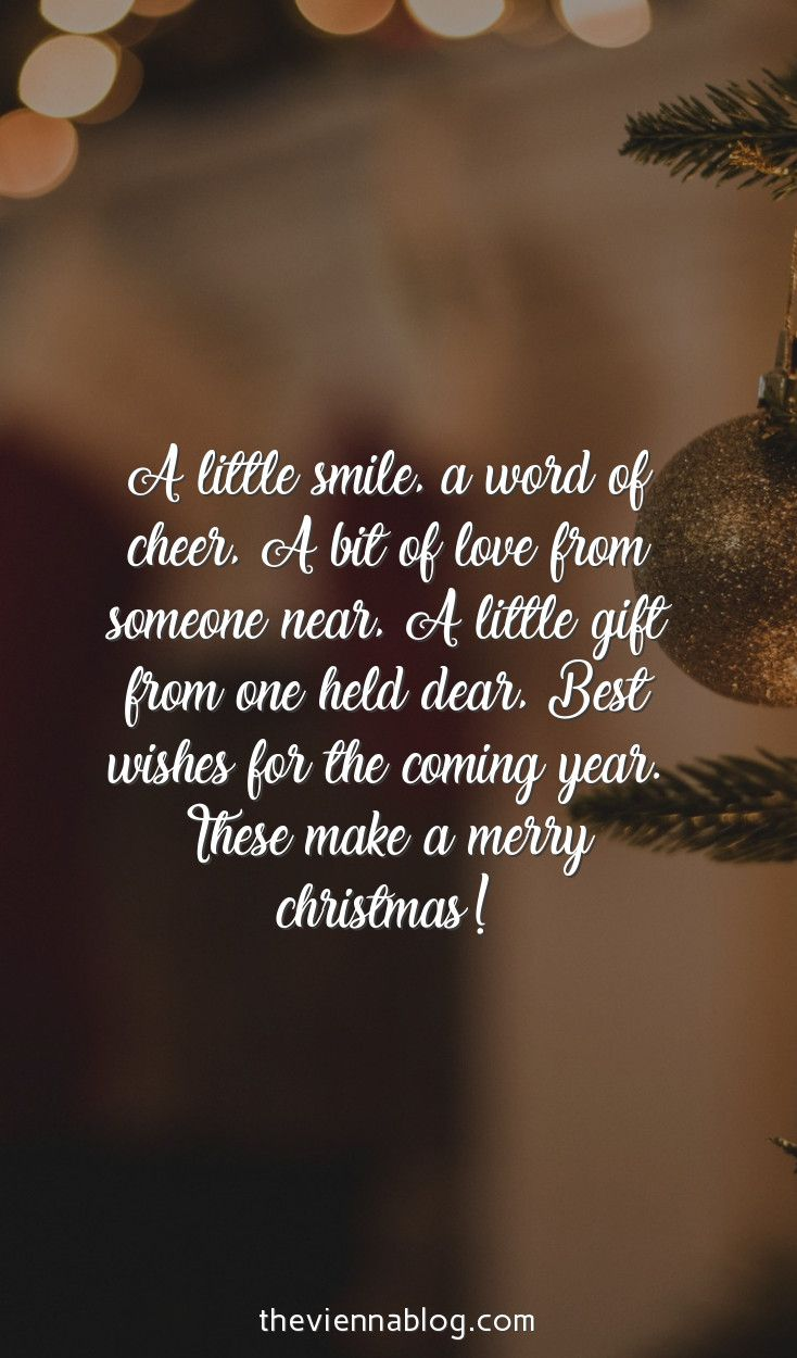 50 Best Christmas Quotes of all time - Part 2 - The Vienna BLOG - Lifestyle & Travel Blog in Vienna