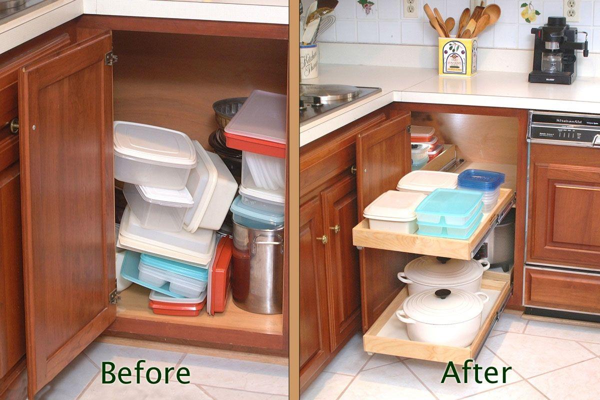 ... Kitchen Blind Corner Cabinet Ideas | //latulu.info/feed .