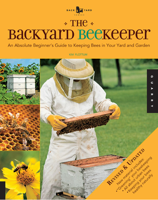 The Backyard Beekeeper By Kim Fluttom Is One Of The Most Popular Beekeeping  Books! In