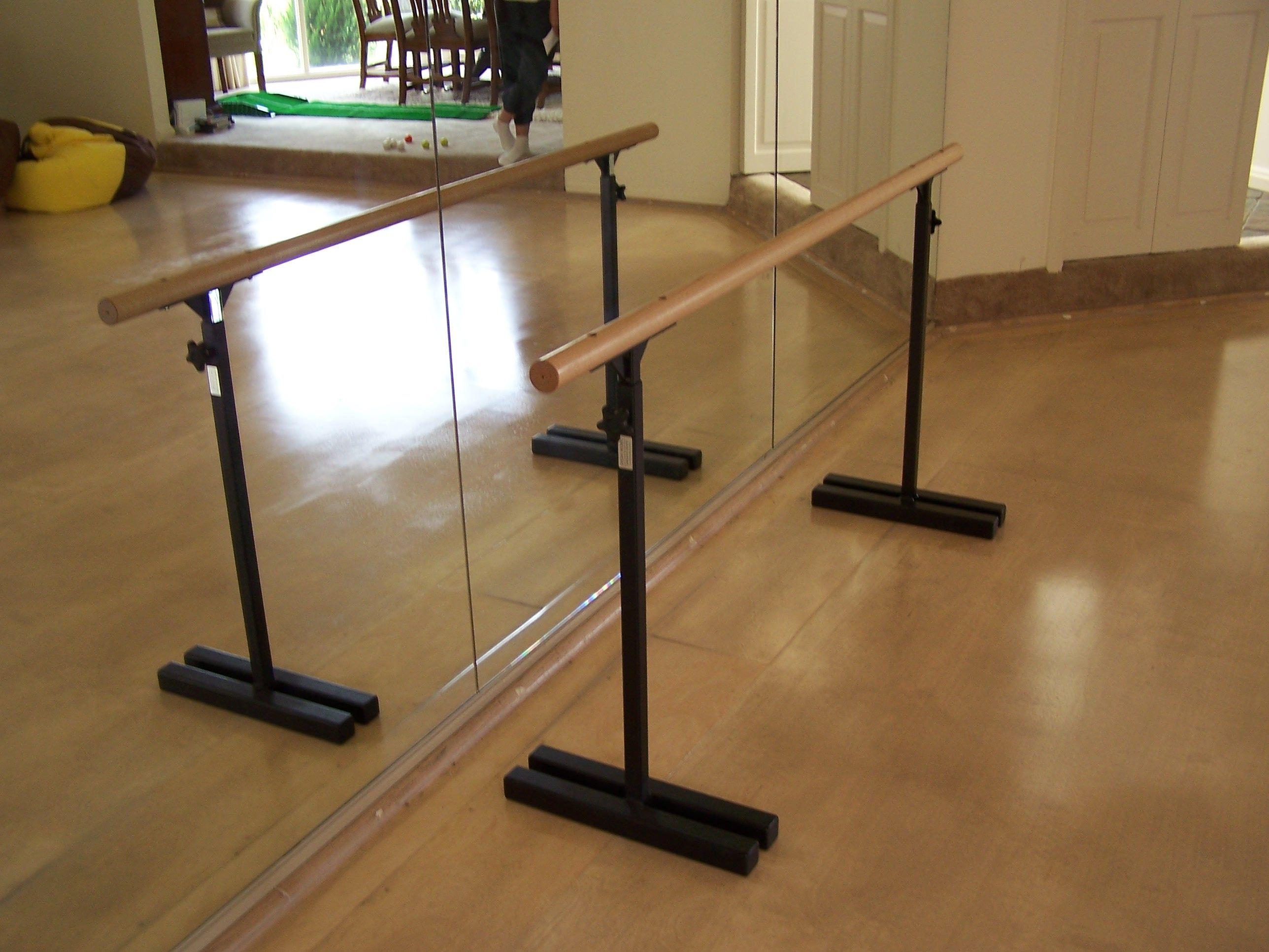 Ballet Bars For Home Use Stm Studio Supplies Adjustable