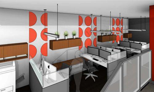 Projet notaire bessette espace bureau cubicule bureau à cloisons