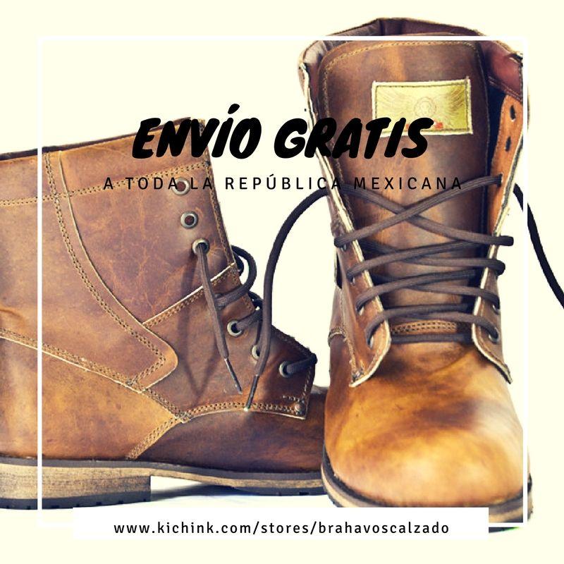 Del 13 al 14 tenemos ENVÍO GRATIS a toda la República Mexicana en la tienda online www.kichink.com/stores/brahavoscalzado