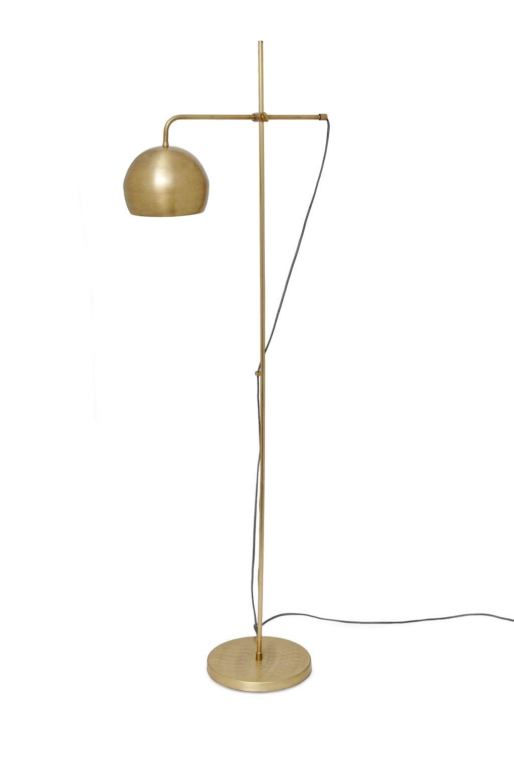 Spun Done Floor Lamp | Floor lamp, Bulbs and Iron