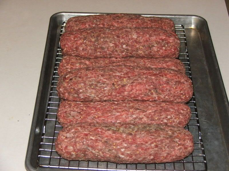 Old Time Mountain Recipes | Homemade Lunchmeat (Salami) « Musings Of A Mountain Mama