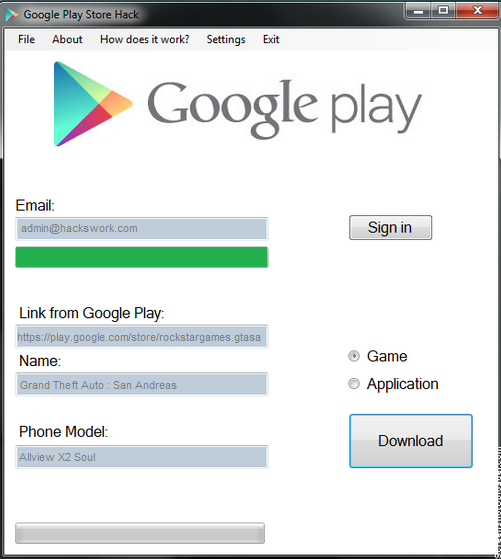 Google Play Gift Card Generator Photo 1