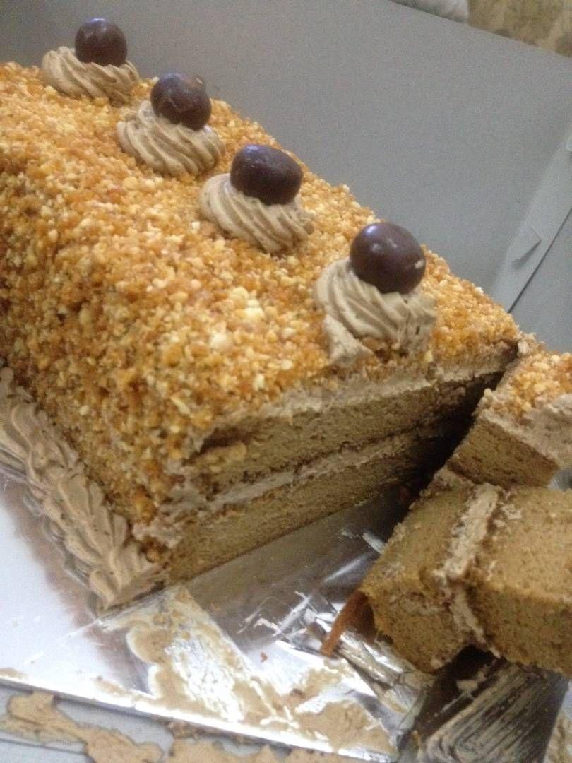 Resep Mocca Nougat Cake Oleh Lila Andriana Resep Resep Margarin Tepung