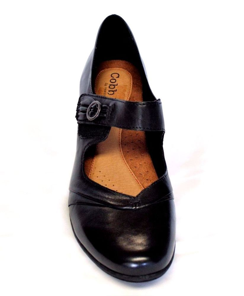 80b23c6ce924 NEW Cobb Hill Salma 9.5 41M Mary Jane Shoes Black Leather New Balance  Career  CobbHill  MaryJanes  WeartoWorkCasualDressy