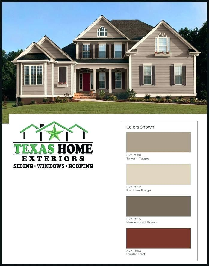 Beige House Beige Houses Coffee Brown House Color Exterior