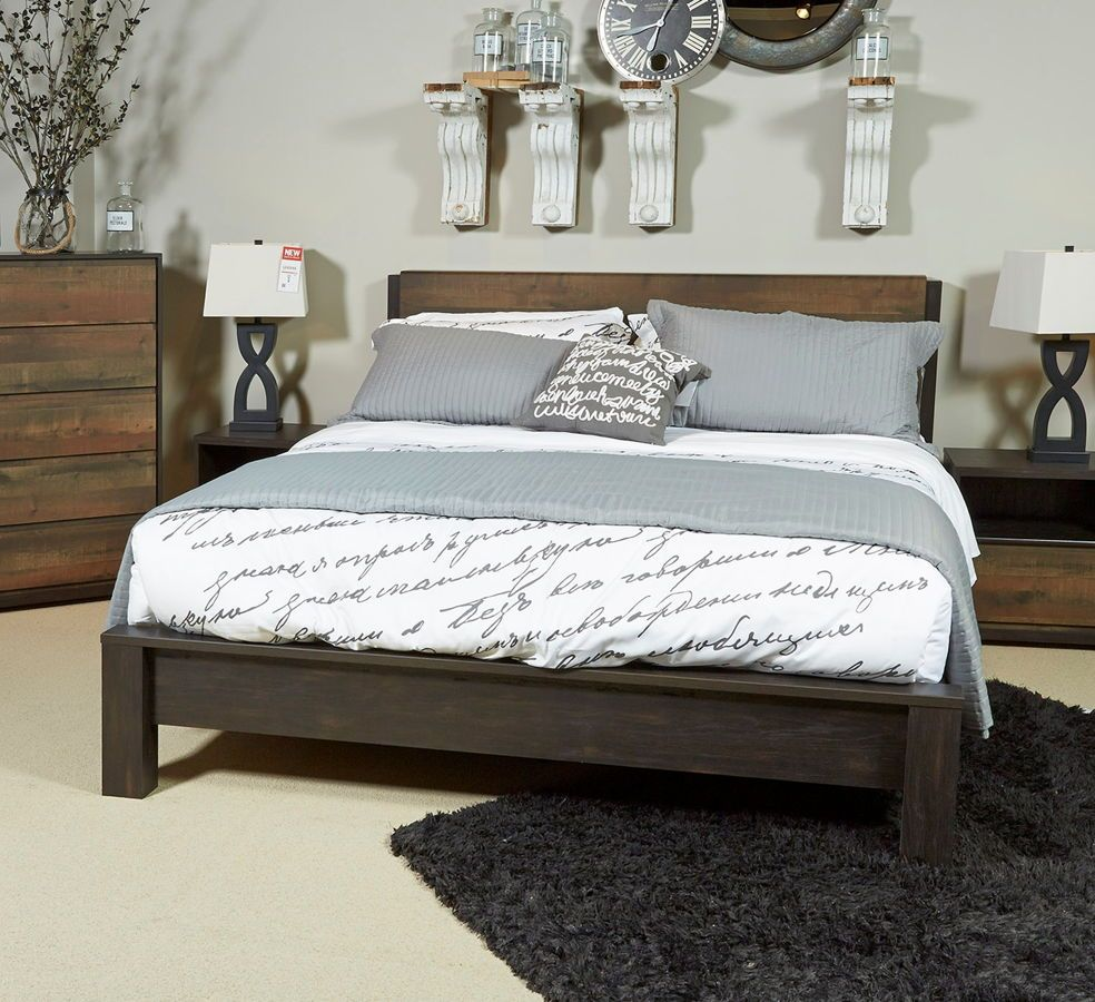 Ashley Furniture Windlore King Panel Bed Panel Bed Bed Furniture