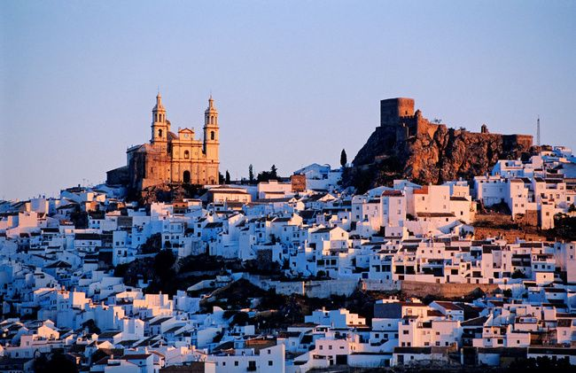 Olvera (Cádiz), by @Connie Talkmitt Durené Nast Traveler
