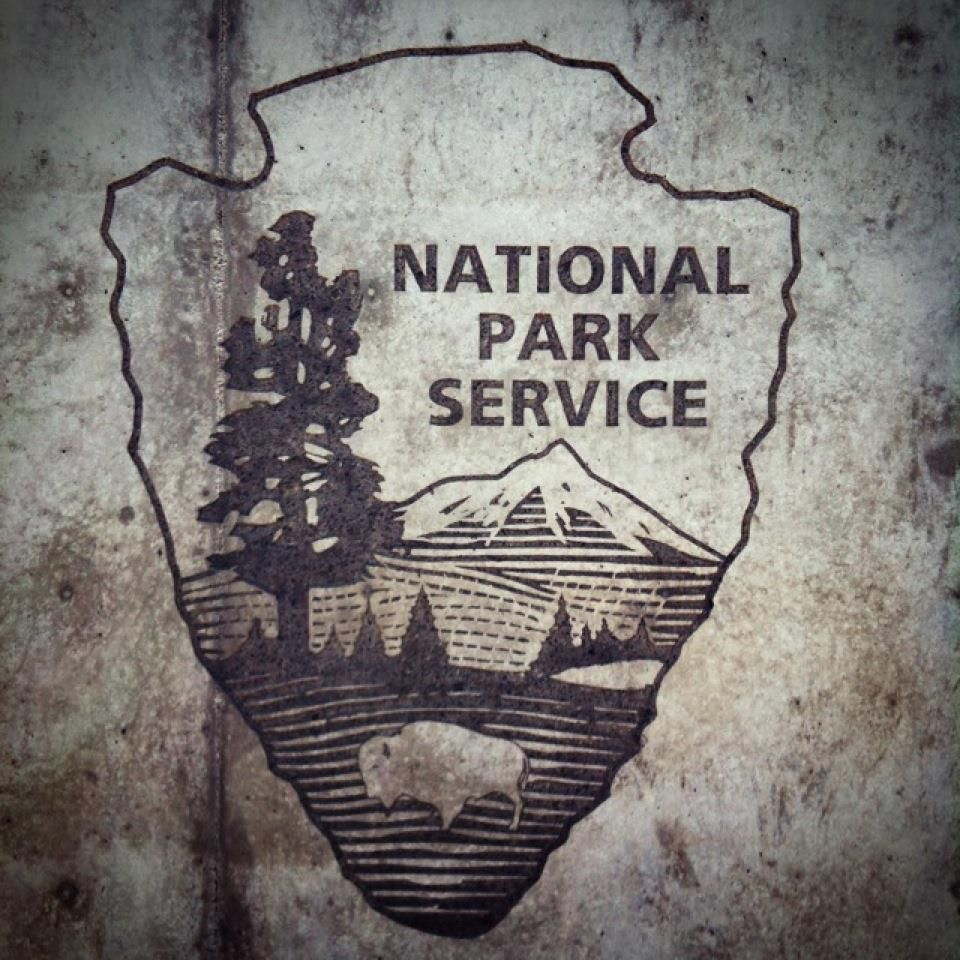 Whoever designed the NPS logos was a genius. Period