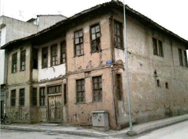 Tekkeşinzade mansion-Constructive: Tekkeşinzade Zihni Aksoy-Year built: 1819&1824-Zile-Tokat