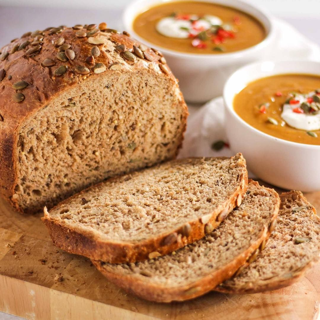 Wholemeal Loaf - The Ideas Kitchen | Recipe | Bread maker ...