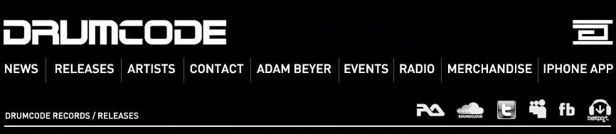 DRUMCODE RECORDS - Adam Beyer