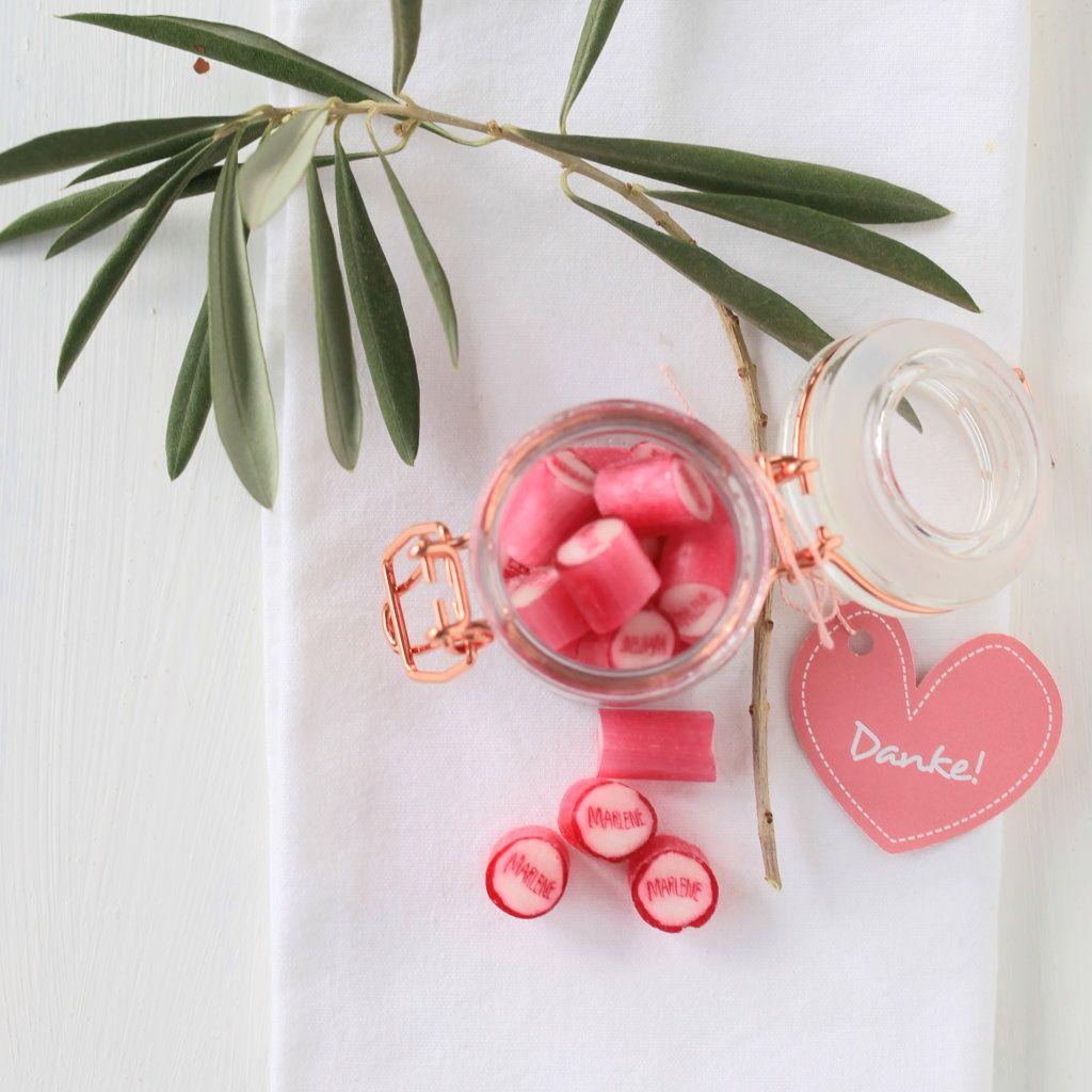 Hochzeits Bonbons Von Sweetpoppet Handgemacht Individuell Bonbon Geschenkideen Geschenke Zur Kommunion