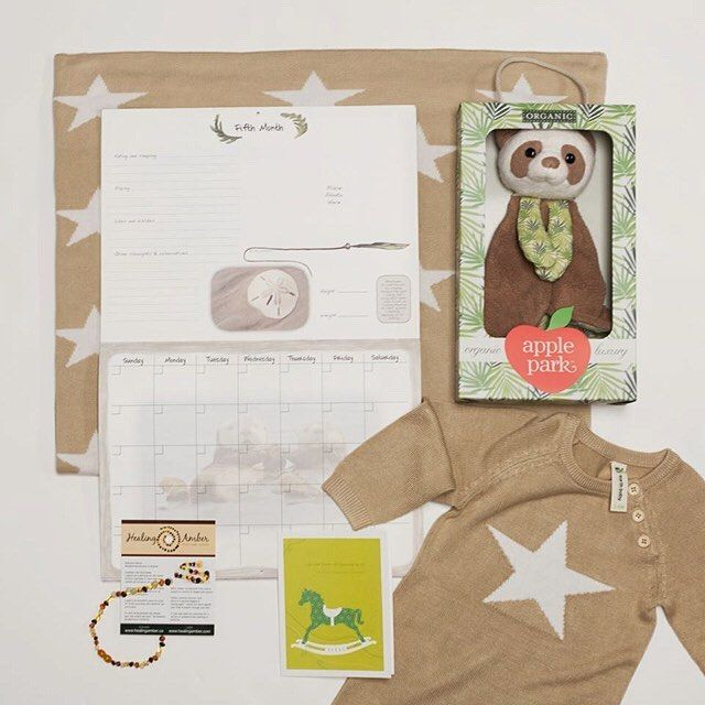 Our baby department is filled with organic, earth-friendly delights. The perfect stop before you hit the baby shower.  Featuring: Panda comfort buddy from @appleparkkids Bamboo blanket & onesie from @earth.baby.outfitters 'Baby's First Year On The West Coast' calendar from @blueheronart Card from #positivelygreen and amber necklace from #healingamber . . . . . #yyj #fabulousfort #organicbaby #shopyyj