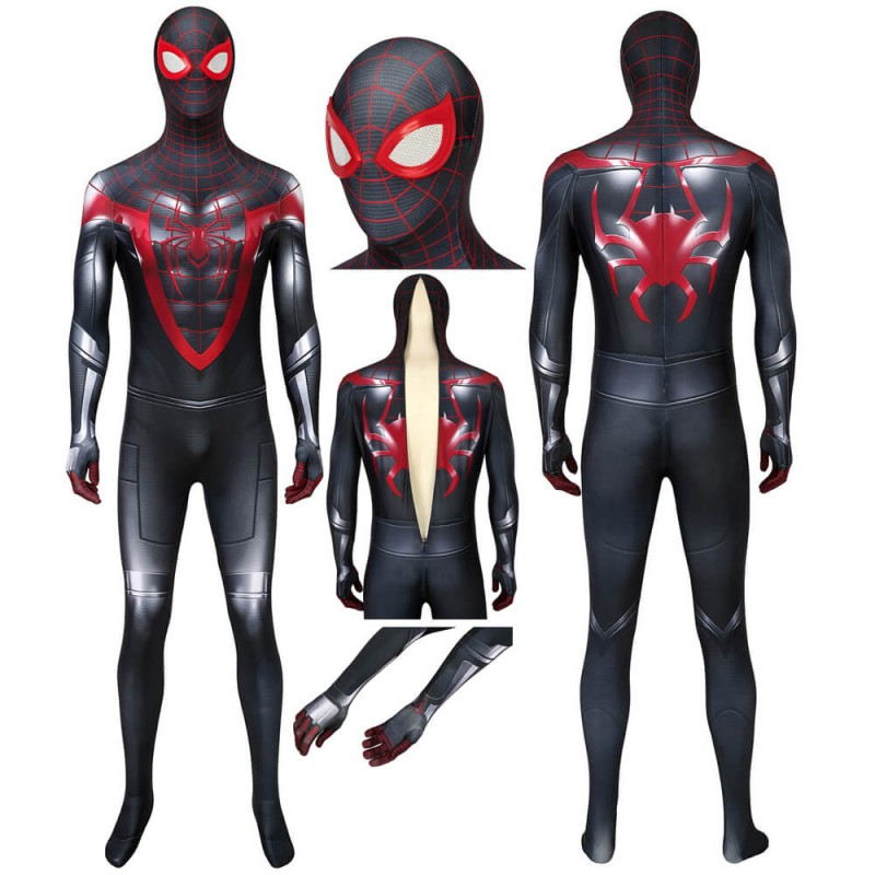Pin On Spider Man Costumes