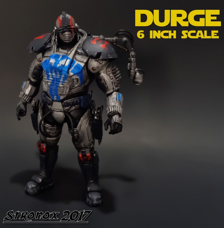 Durge Star Wars Custom Action Figure Custom Action Figures