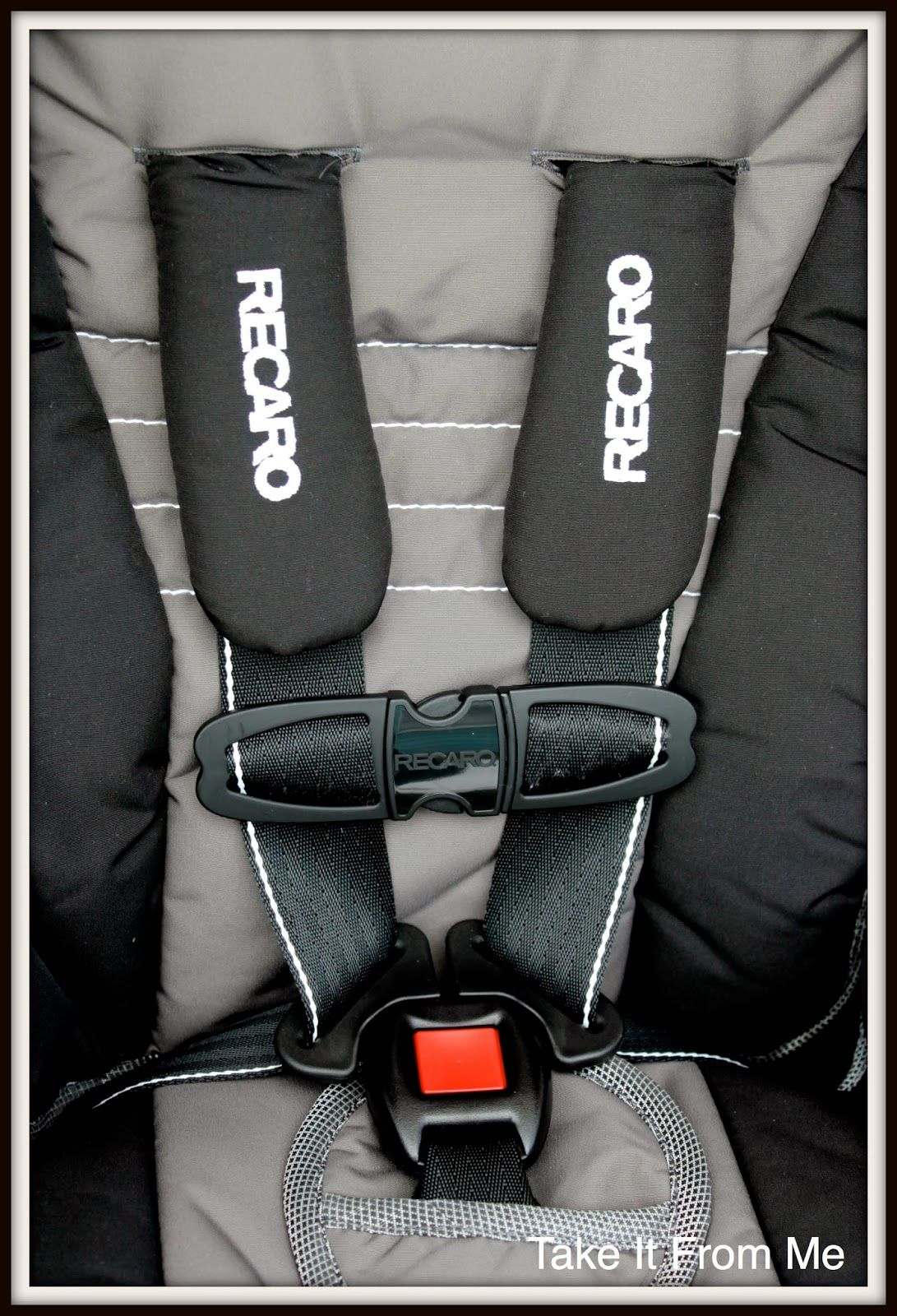Take It From Me RECARO Car Seat Review Giveaway