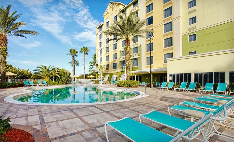 Comfort Suites Maingate East Kissimmee Fl Attractions In