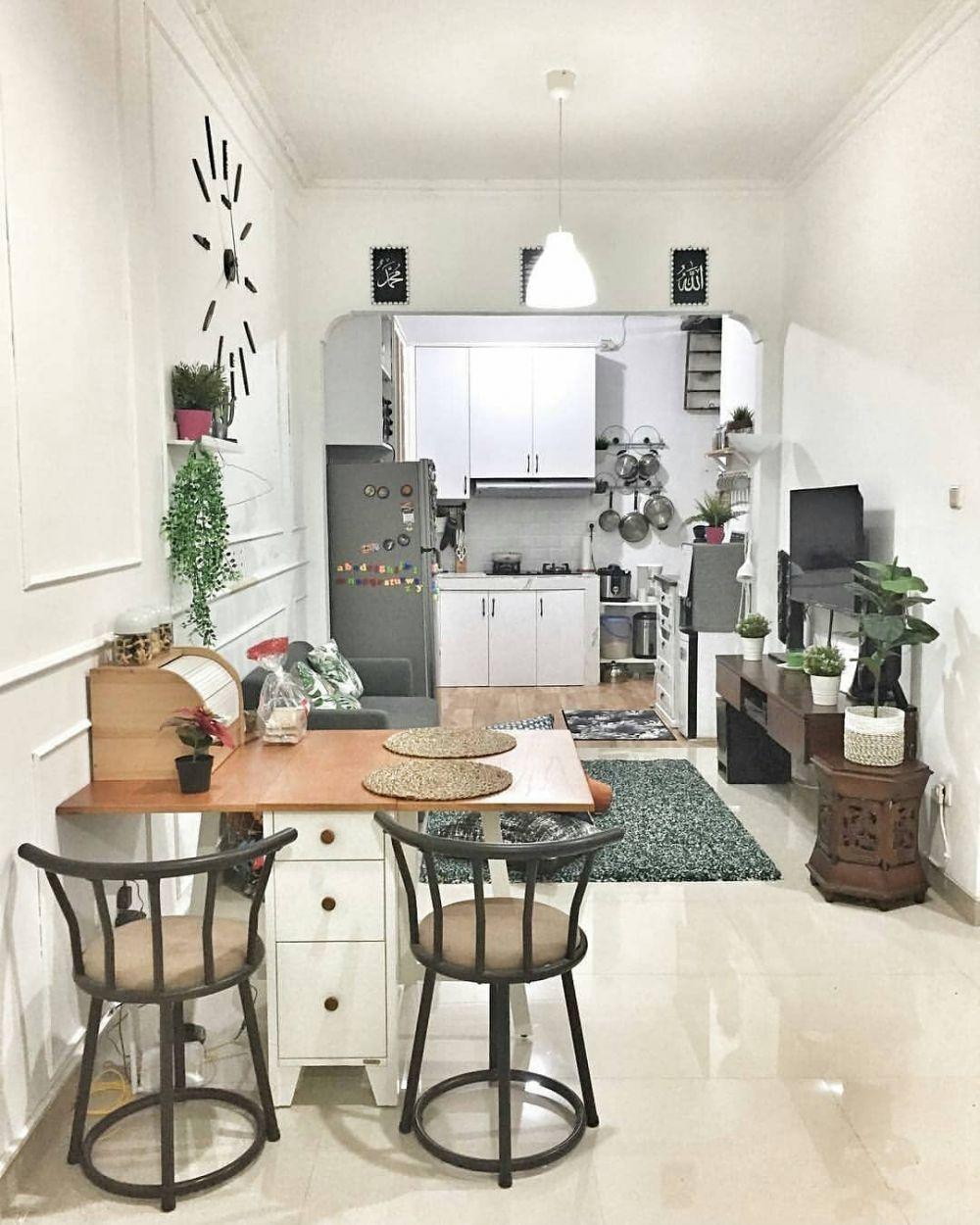 Desain Ruang Makan Minimalis di 2020 Desain ruang makan