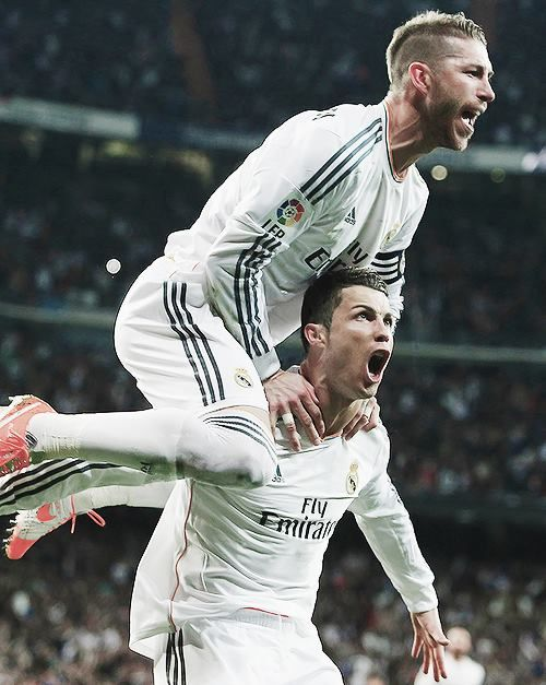 Real Madrid Team News: Injuries, suspensions and line-up ... |Sergio Ramos And Cristiano Ronaldo
