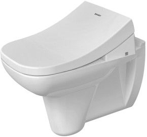Duravit D Code 22230900002 Toilet Bowl Wall Mounted For Sensowash Toilet Wall Wall Mounted Toilet Toilet
