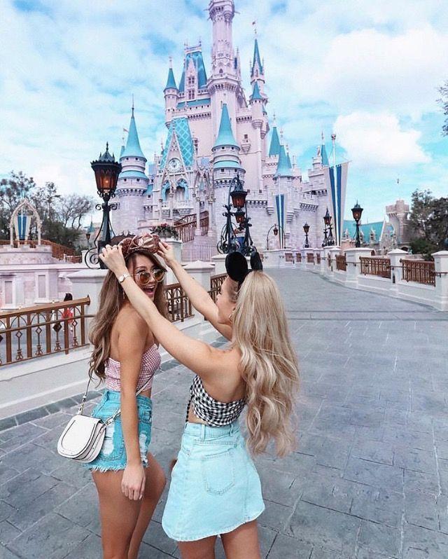 #bff #bestie #travel #Disneyland #bestfriends #sisters –