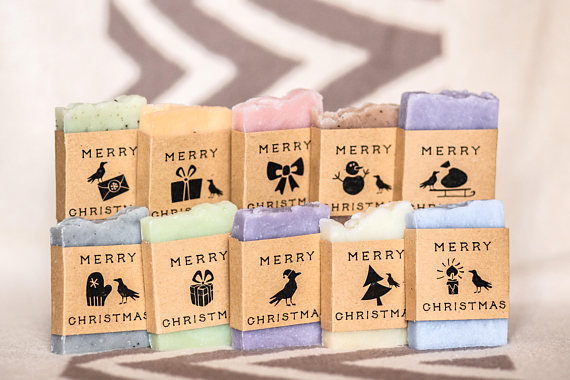 Christmas christ child game gifts for a bridal shower