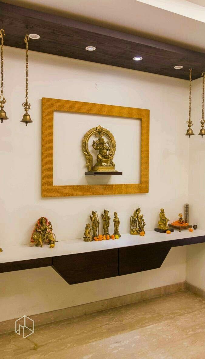 Pooja room … | Pooja rooms, Pooja room door design