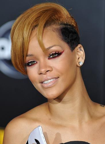 einzigartige rihanna frisuren 2015 check more at. Black Bedroom Furniture Sets. Home Design Ideas