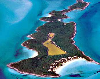 Johnny Depp se compra una isla paradisiaca valorada en tres millones de euros - BAHAMAS