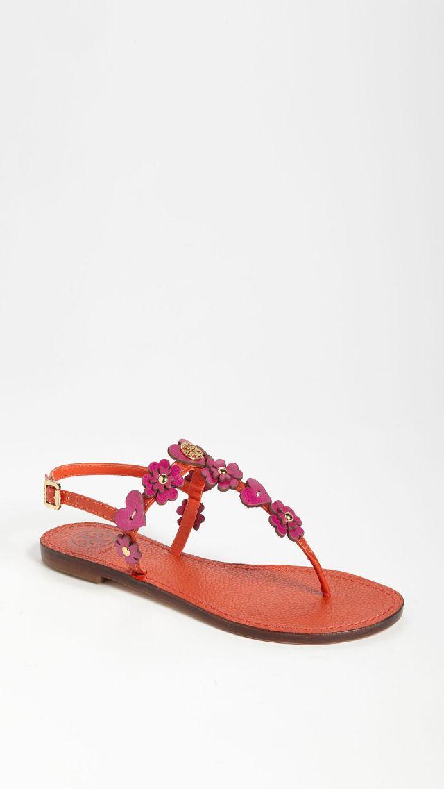 33df5b0ba603f1 Tory Burch  Cori  thong sandal Want these  3