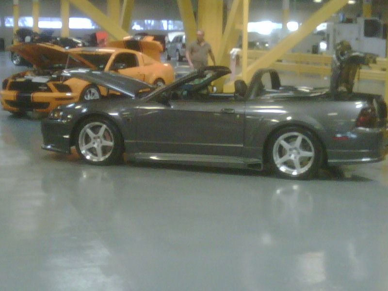 2004 Roush Stage 3 40th Anniversary Edition Used Mustangs