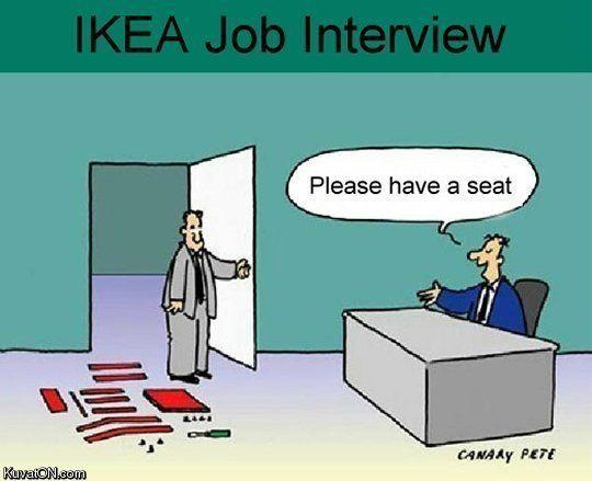 Entrevista Ikea | Desmotivaciones