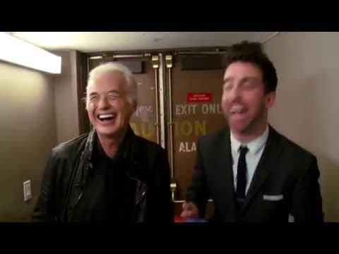 Classic Rock Awards | Interview With Jimmy Page (Led Zeppelin