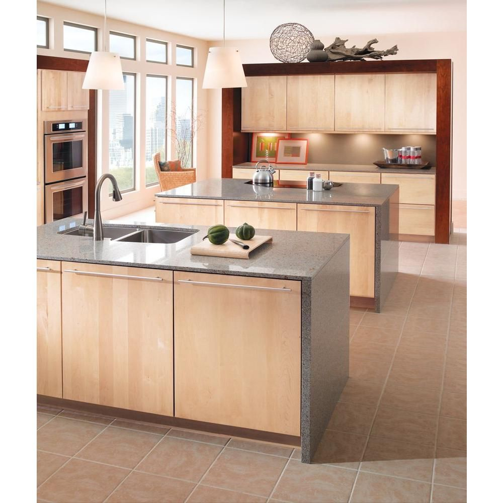 I Like These Cabinet Door Pantry Etc Colors For The: KraftMaid 15x15 In. Cabinet Door Sample In Hayward Maple