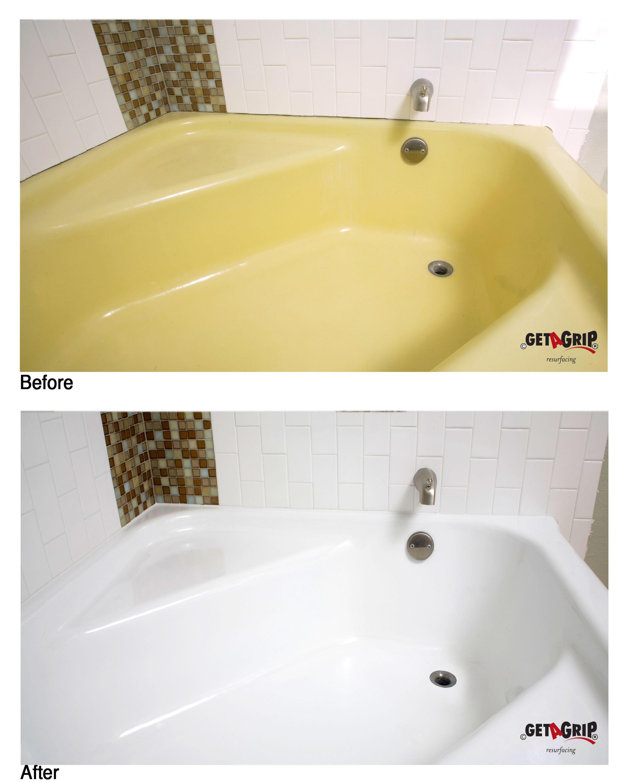 Bathtub Resurfacing