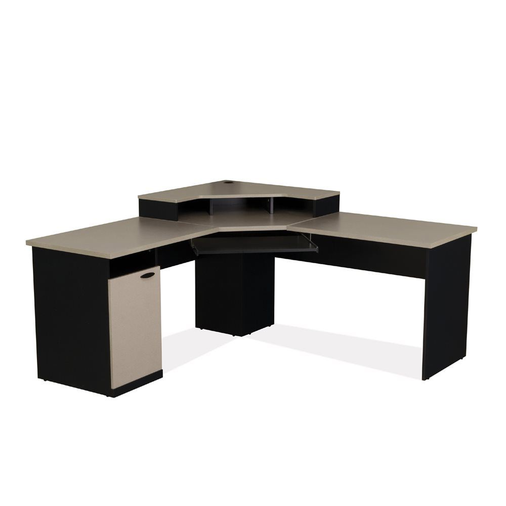 Shop Bestar Hampton Corner Workstation Desk At Loweu0027s Canada. Find Our  Selection Of Desks At The Lowest Price Guaranteed With Price Match + Off.