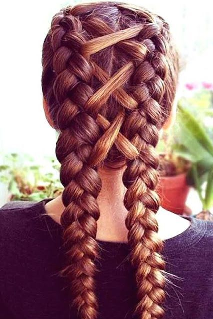 Gone Fishin': 6 Ways to Style a Fishtail Braid