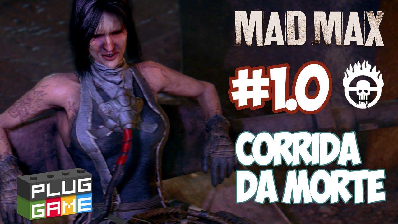 MAD MAX - #1.0 CORRIDA DA MORTE - (Fases finais - Mad Max Gameplay - PS4...