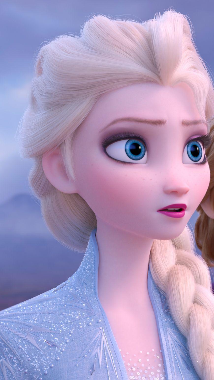 Disney Frozen 2 Mobile Phone Wallpapers Disneyprincess Disney