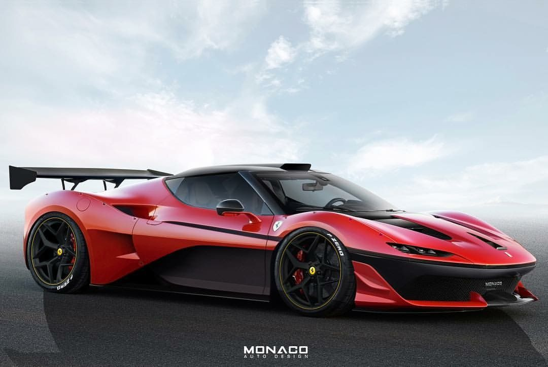 Monaco Auto Design J50 Ferrari Concept Cars Pinterest