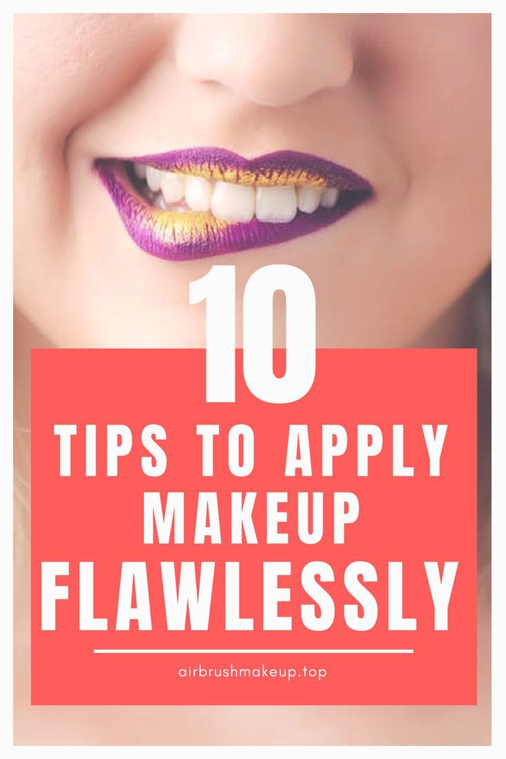 Airbrush Makeup – A Complete Tutorial on Its Uses and ... |Makeup Tips For Airbrush