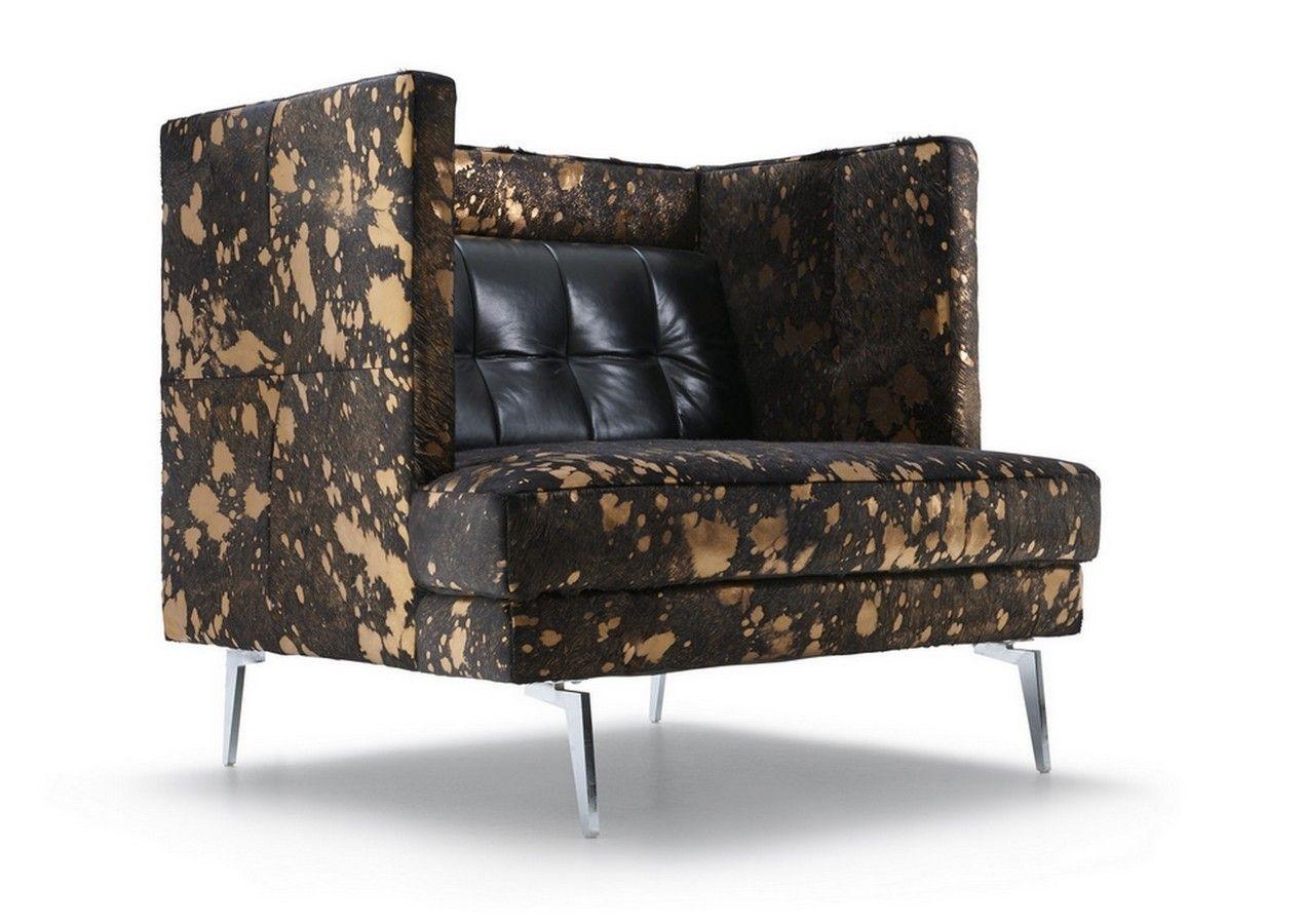 Loveseat Leder Effect Hides Club sofa, Sofa couch und