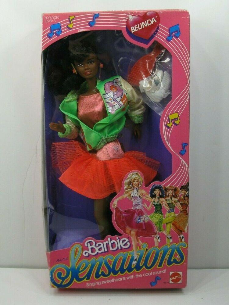 Mattel Barbie and The Sensations-Belinda 4976