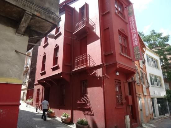 Museum of Innocence - Istanbul, Turkey